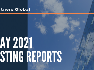 May 2021 - Listing Reports