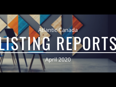 April 2020 Listing Reports