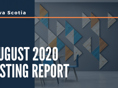 August 2020 - Nova Scotia Listing Report 2