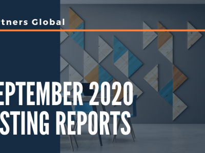 September Listing Reports
