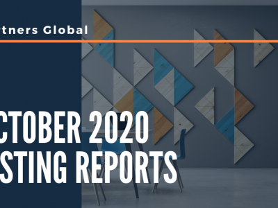 October 2020 Listing Reports